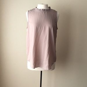 Taupe Blouse